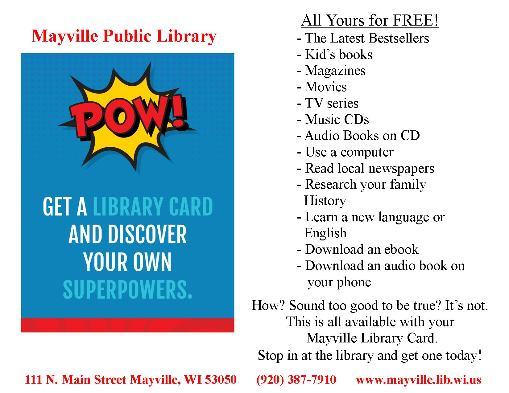 How to Get a Library Card How to Get a Library Card new pictures